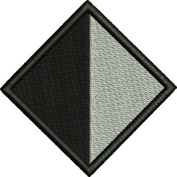 Light Dragoons Embroidered Flash